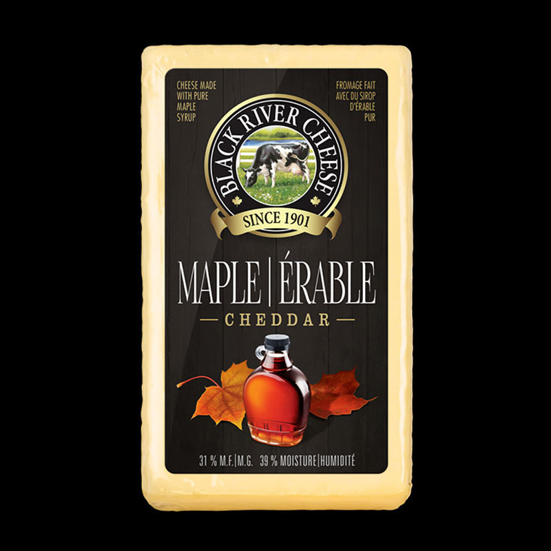 Packed photo of Maple Cheddar