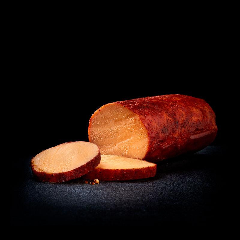 FR Product image of Bûche de fromage cheddar avec assaisonnement chipotle