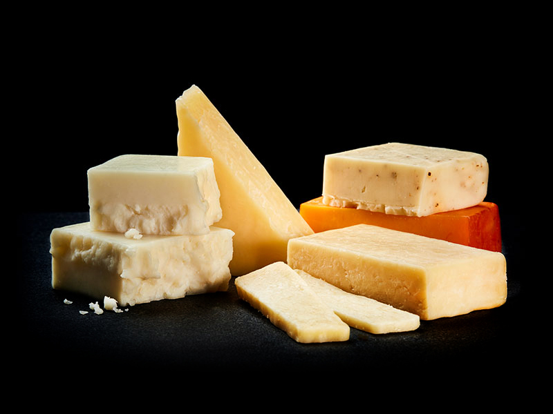 Photo of -Artisan Cheddars