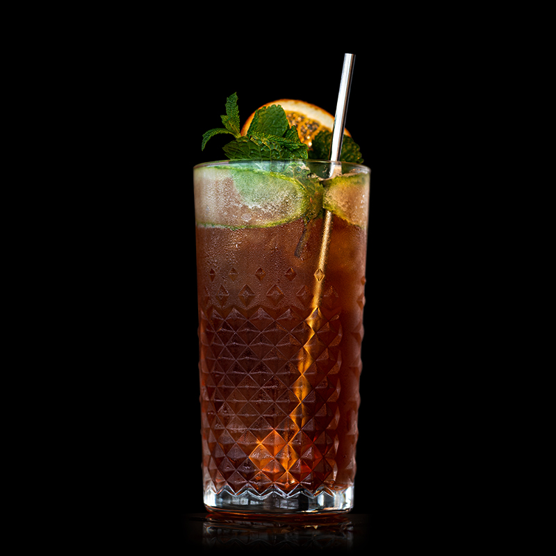 Image of Pimm's Cup cocktail